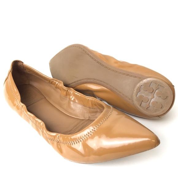 83240192a Tory Burch Eddie Pointed Toe Patent Leather Flats.  M_5cad09a5adb58dfe5e418cd5